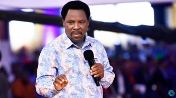 Synagogue church inspected by Lagos officials ahead of TB Joshua's funeral rites